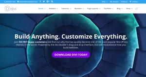 Günstig die eigene Website erstellen mit WordPress und dem Divi Homepage-Bauskasten