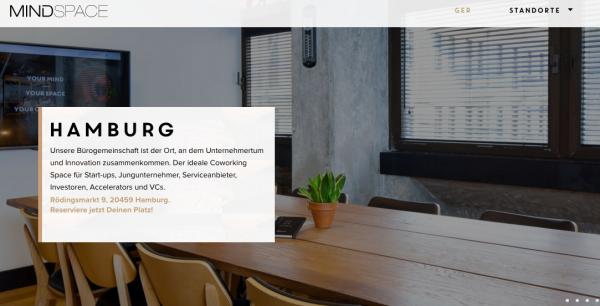 Coworking Hamburg Mindspace