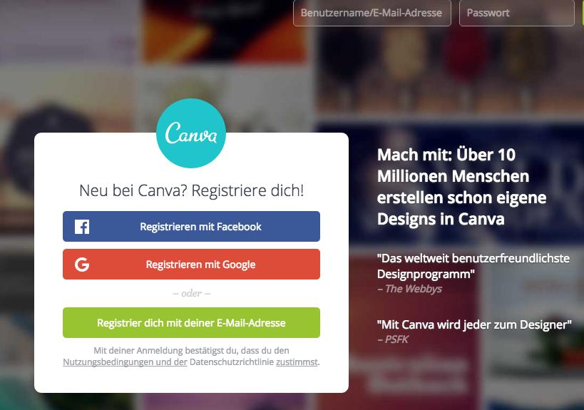 So erstellen Sie kostenlose Logos mit Canva