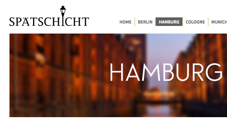 Startup Events in Hamburg für Networking, Vorträge und Workshops