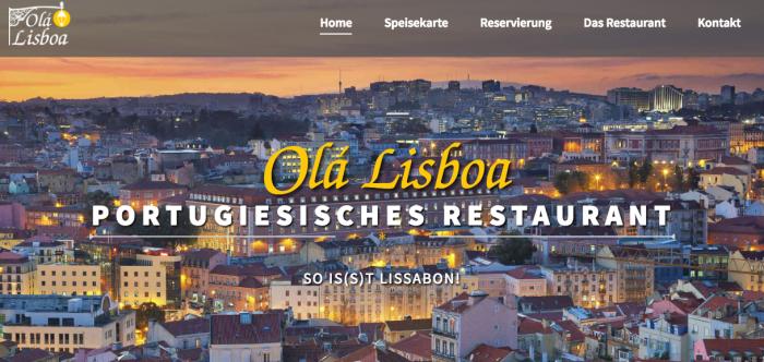 WordPress Restaurant Theme responsive und mit Reservierung
