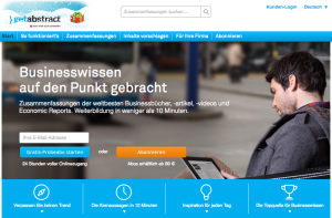 getabstract elearning