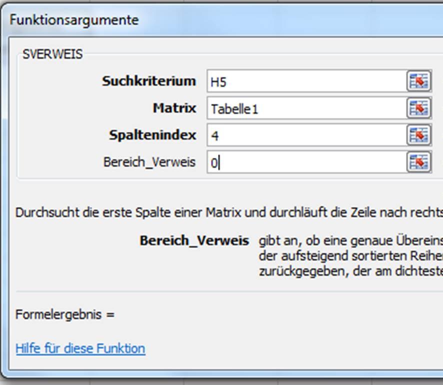 SVERWEIS Excel (englisch VLookup) mit Beispiel • SkillDay