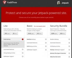 WordPress Backup zum WordPress sichern