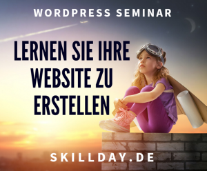 wordpress seminar - skillday