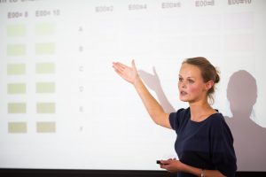Storytelling Seminar mit Präsentationsdesign Workshop