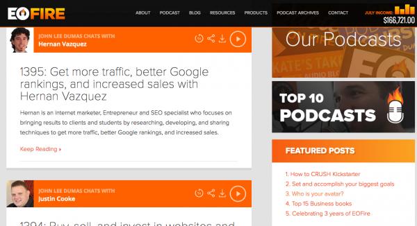 Business Podcast Empfehlungen