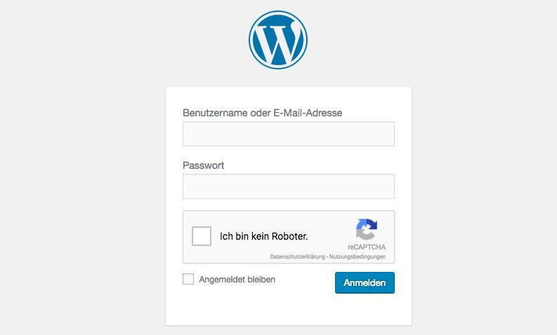 Zwei CAPTCHA Plugins für WordPress zum Schutz vor Spam & Hackern
