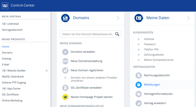 SSL Verschlüsselung für WordPress Webseiten mit 1&1 Hosting einrichten
