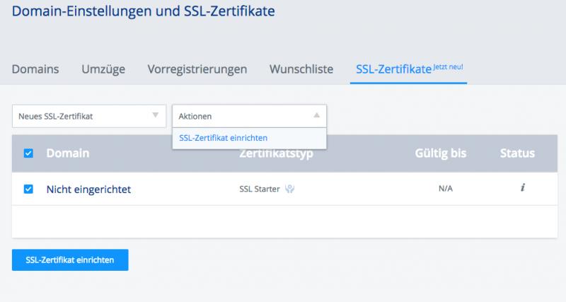 Ssl Verschlüsselung Für Wordpress Webseiten Mit 11 Hosting Einrichten