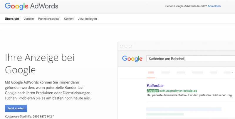Wie Sie einen 75€ Google Adwords Gutschein direkt von Google erhalten und einlösen