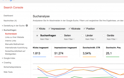 WordPress mit den Google Webmasters Tools (Search Console) verbinden