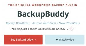 backup plugin