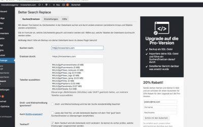 WordPress von http auf https umstellen Anleitung