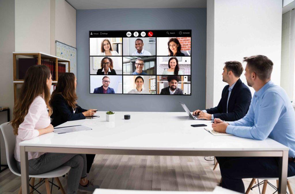 Hybride Meetings erfolgreich gestalten
